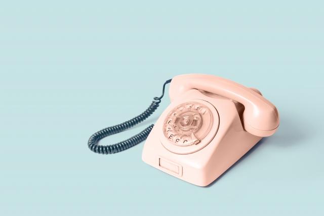盗聴で電話中にノイズが発生することは少ない